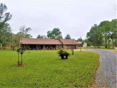 Kountze Single Family Home For Sale: 10464 Fm 421
