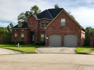 Beaumont Single Family Home For Sale: 5 Stonebrook Court