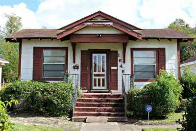Beaumont Single Family Home For Sale: 1645 Avenue I
