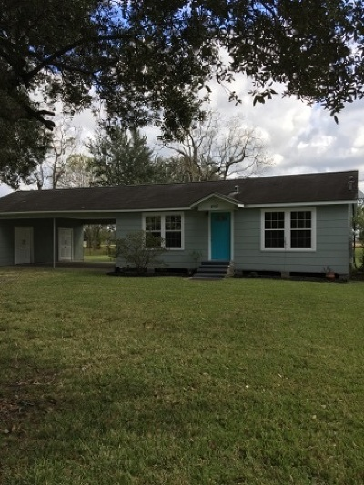 Beaumont Single Family Home For Sale: 1595 Wescalder Rd.