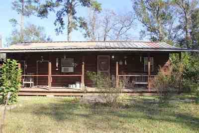 Vidor Single Family Home For Sale: 1840 N Tram Rd.