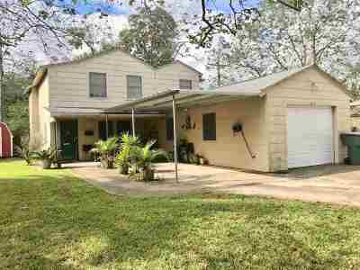 Port Arthur Single Family Home For Sale: 2215 Neches Ave.