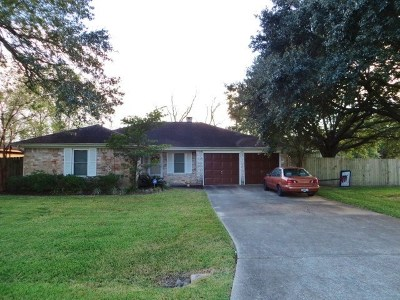 Beaumont Single Family Home For Sale: 7195 Clay Circle