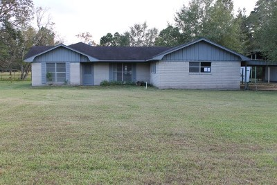 Lumberton Single Family Home For Sale: 11372 Peck Rd