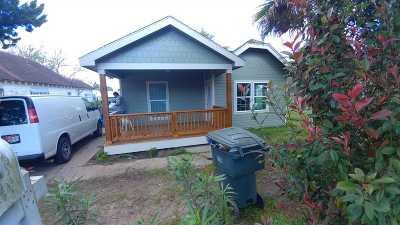 Port Arthur Single Family Home For Sale: 3243 15th Street