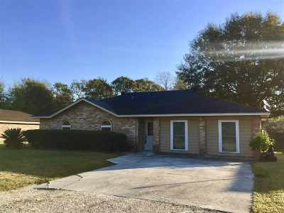 Vidor Single Family Home For Sale: 306 S Gum