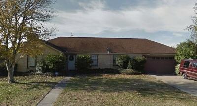 Port Arthur Single Family Home For Sale: 1101 Poole