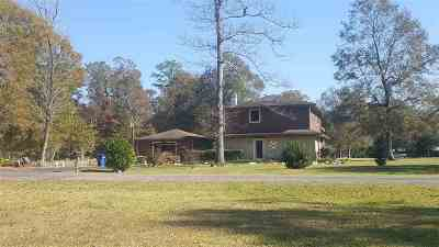 Vidor Single Family Home For Sale: 845 Woodhaven
