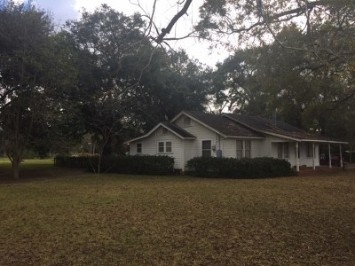 Beaumont Single Family Home For Sale: 6720 Plant Rd