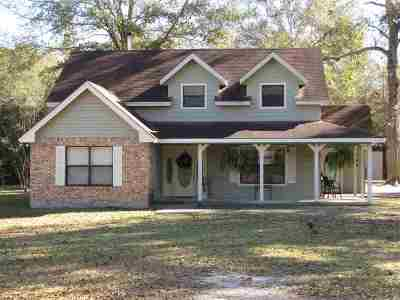 Kountze Single Family Home For Sale: 3159 Lakewood Dr.