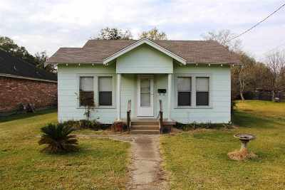 Nederland Single Family Home For Sale: 1144 Jackson Ave