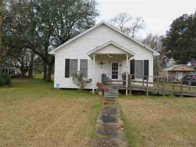 Port Arthur Single Family Home For Sale: 6331 Jade Avenue