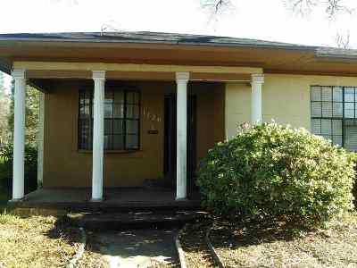 Port Arthur Single Family Home For Sale: 1726 E 18th