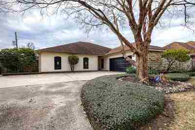 Beaumont Single Family Home For Sale: 4715 Ashdown Street