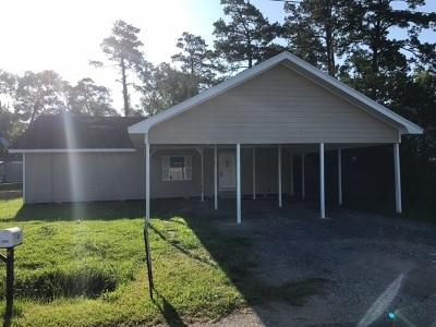 Vidor Single Family Home For Sale: 365 Haley