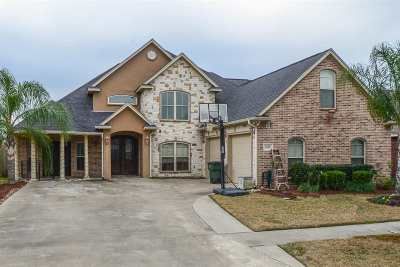Port Arthur Single Family Home For Sale: 9145 Laura Lane