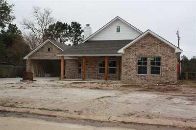 Vidor Single Family Home For Sale: 3230 Michelle