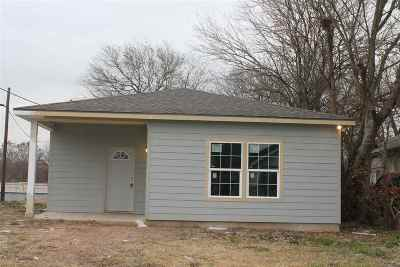 Beaumont Single Family Home For Sale: 1409 Victoria