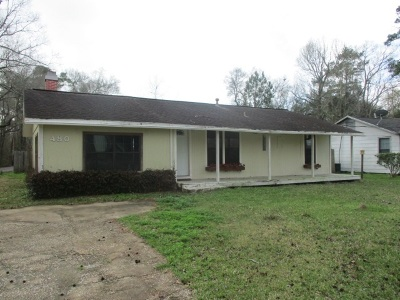 Vidor Single Family Home For Sale: 480 E Courtland