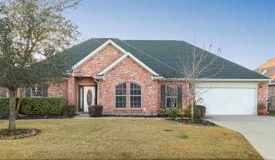Beaumont Single Family Home For Sale: 2445 Amberwood Dr
