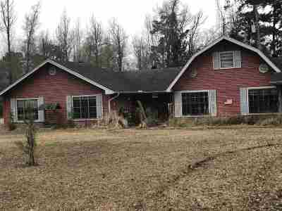 Vidor Single Family Home For Sale: 150 Lovelady Ln