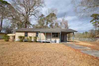 Lumberton Single Family Home For Sale: 10385 Peck Road