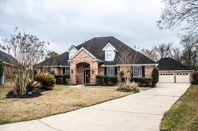 Beaumont Single Family Home For Sale: 3855 Bay Hill Circle