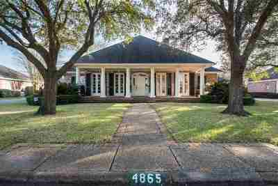 Beaumont Single Family Home Pending Take Backups: 4865 Edgewood Lane