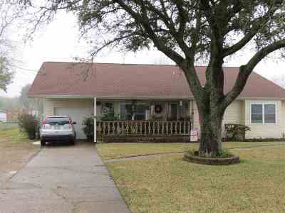 Port Arthur Single Family Home For Sale: 2756 66st St