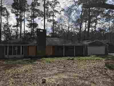 Lumberton Single Family Home For Sale: 475 Hillcrest