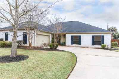 Beaumont Single Family Home For Sale: 4750 Chadwick