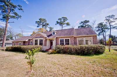 Beaumont Single Family Home For Sale: 1720 Central