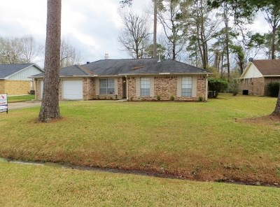 Beaumont Single Family Home For Sale: 5255 Harmony Ln.