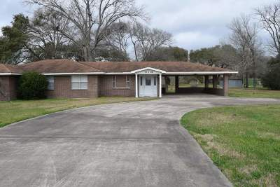 Beaumont Single Family Home For Sale: 17236 Fm 365 Road