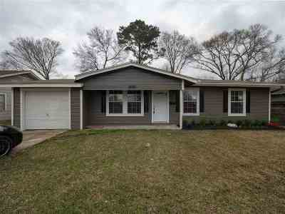 Beaumont Single Family Home For Sale: 5090 Raleigh