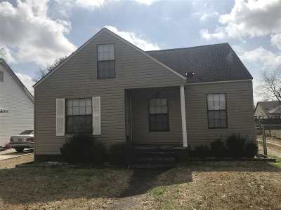 Beaumont Single Family Home For Sale: 588 Alabama Avenue