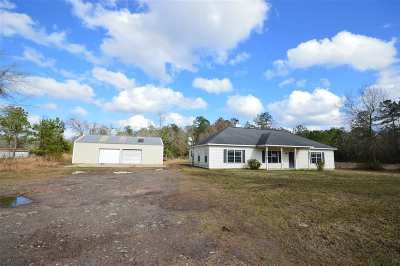 Kountze Single Family Home For Sale: 3258 Timber Hollow