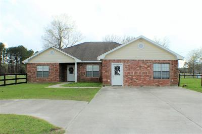 Vidor Single Family Home Contingent On Closing: 14229 Jesse Rd.