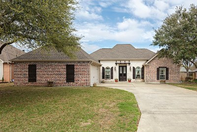 Lumberton Single Family Home For Sale: 7696 Clearview Lane