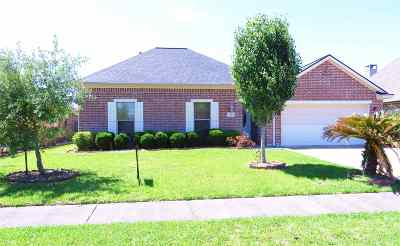 Beaumont Single Family Home For Sale: 3545 Grayson Lane