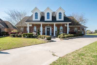 Port Arthur Single Family Home For Sale: 8001 Oakmont Dr.