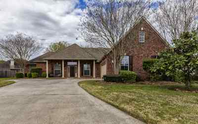 Beaumont Single Family Home For Sale: 7960 Silverleaf Street