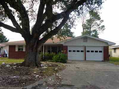 Port Arthur Single Family Home For Sale: 4115 42nd St