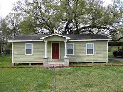 Vidor Single Family Home For Sale: 350 S Dewitt