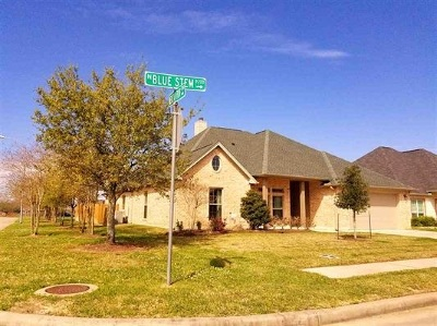 Beaumont Single Family Home For Sale: 9230 N Blue Stem