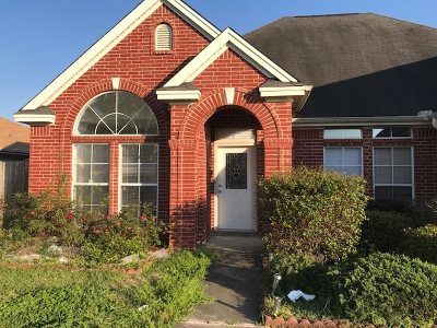 Port Arthur Single Family Home For Sale: 3400 Lake Arthur