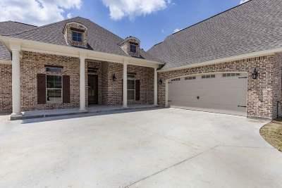 Lumberton Single Family Home For Sale: 8216 Fox Creek