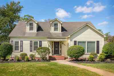 Beaumont Single Family Home For Sale: 895 N 23rd Street