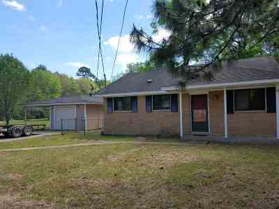 Vidor Single Family Home For Sale: 215 Mansfield Ferry Rd.