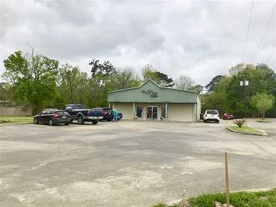 Vidor Commercial For Sale: 1465 N Main